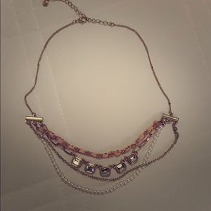 LC Lauren Conrad Fashion Necklace